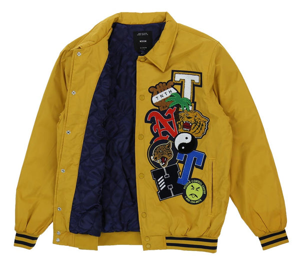 ANYTHING GOES BASEBALL JACKET