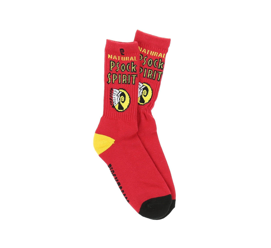 SPIRIT PSOCK, RED/GOLD