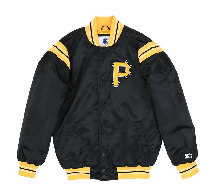 PITTSBURGH PIRATES VARSITY SATIN JACKET