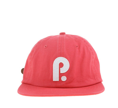 P DOT UNSTRUCTURED 6 PANEL, HYPER CORAL