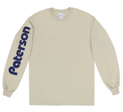 PATERSON LOGO LONG SLEEVE
