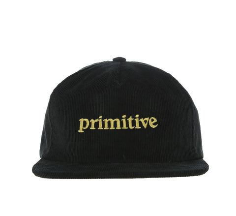 GOOD FOR LIFE CORD SNAPBACK, BLACK