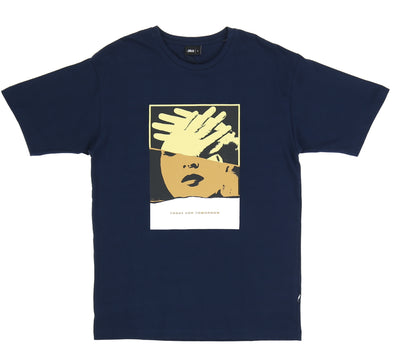 HANDS OVER EYES TEE