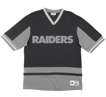FINAL SECONDS V-NECK OAKLAND RAIDERS
