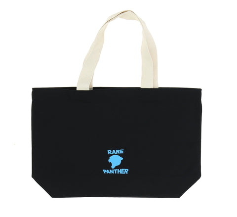 RARE PANTHER LOGO TOTE BAG