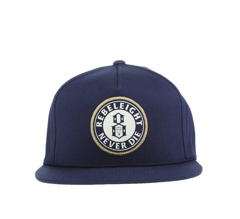 88 WATTS SNAPBACK, NAVY