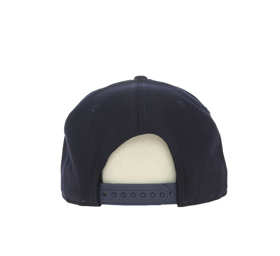 OLD SCHOOL CROWN SNAPBACK, NAVY