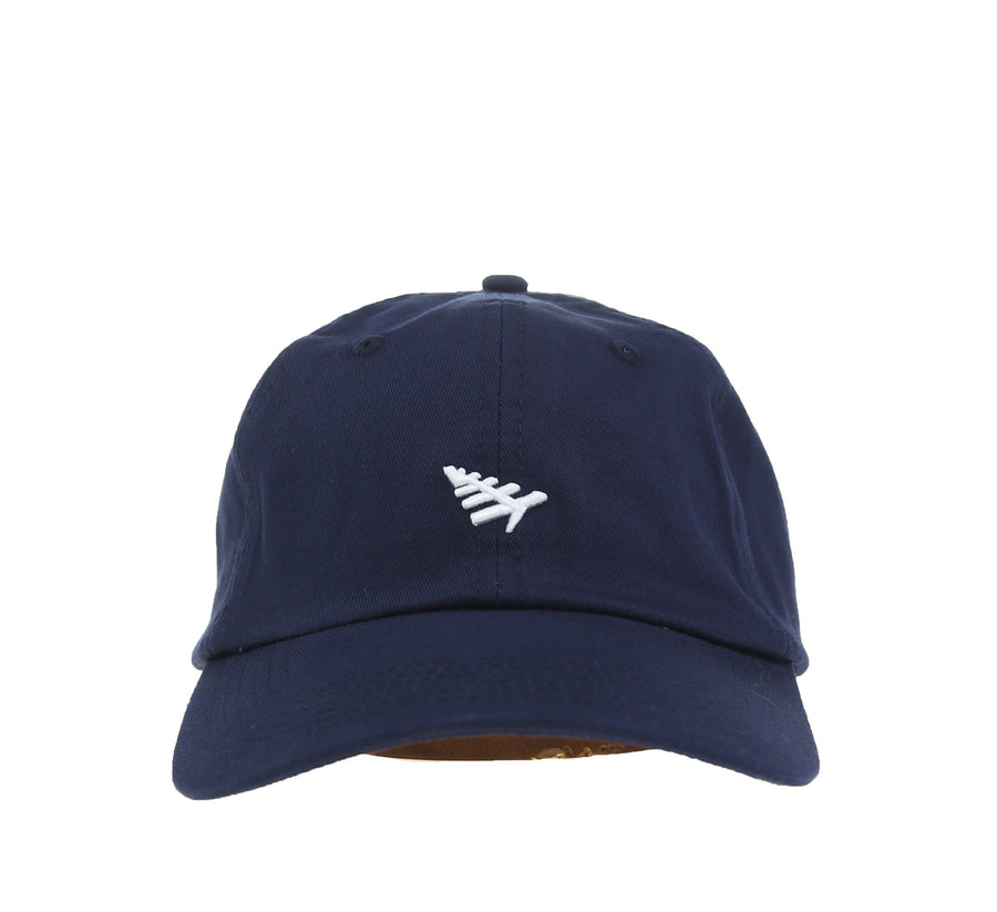 PLANE ICON DAD HAT, NAVY