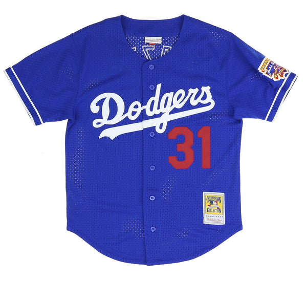LA DODGERS 1997 MIKE PIAZZA #31 BATTING PRACTICE JERSEY