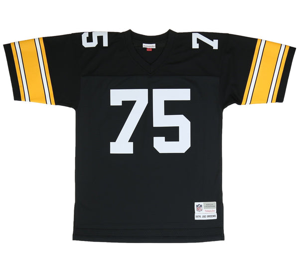 PITTSBURGH STEELERS 1976 REPLICA JOE GREENE #75 JERSEY