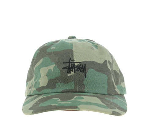 JACQUARD CAMO LOW CAP, GREEN