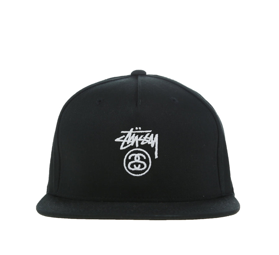 STOCK LOCK CAP, BLACK