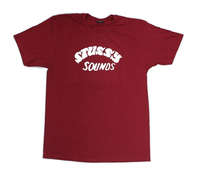 STUSSY SOUNDS TEE