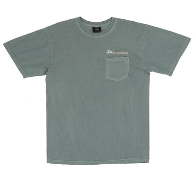 POST MODERN ROOTS PIGMENT DYED POCKET TEE