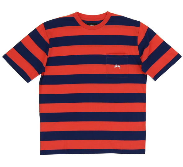 RANGE STRIPE POCKET CREW