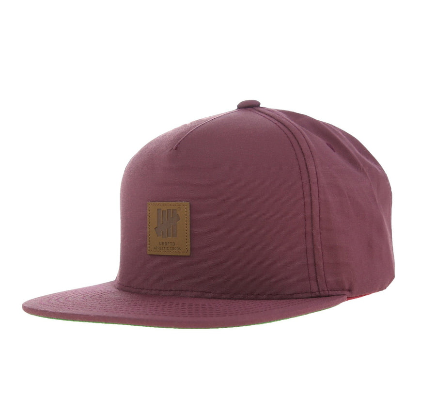 GOODS CAP, BURGUNDY