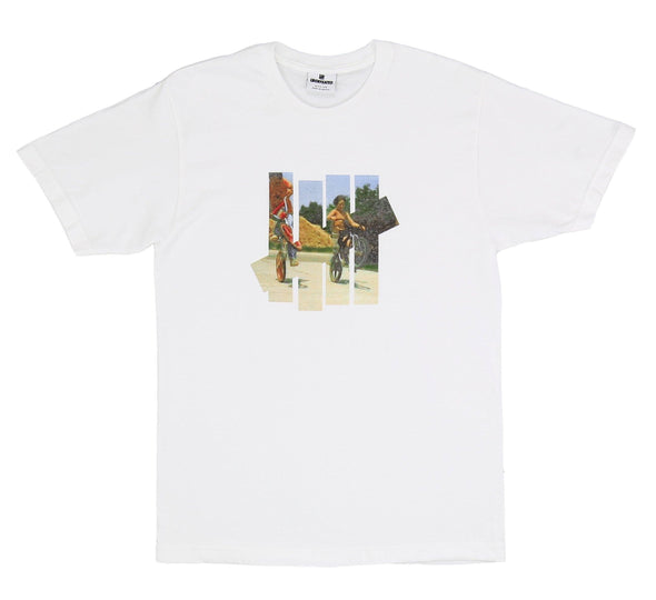 5 STRIKE FREE WHEEL TEE