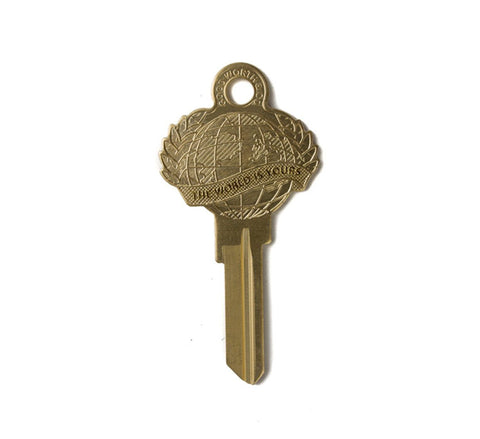 THE WORLD IS YOURS KEY