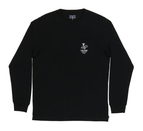 LAST HOPE POCKET LONG SLEEVE