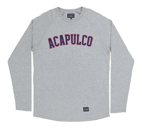 ARC RAGLAN LONG SLEEVE