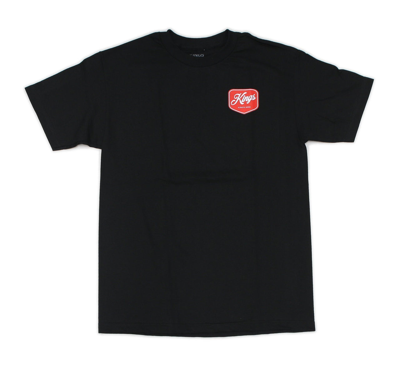 KINGS ALWAYS GOOD PATCH TEE
