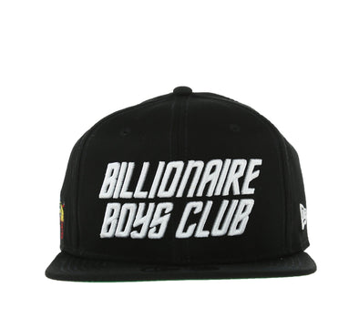33f1cd67 BB BILLIONAIRE SNAPBACK, BLACK