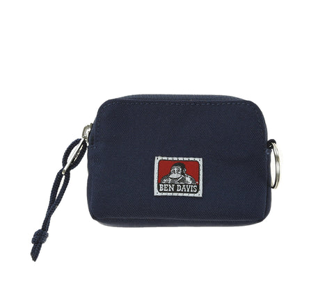 BEN DAVIS COIN CASE, NAVY