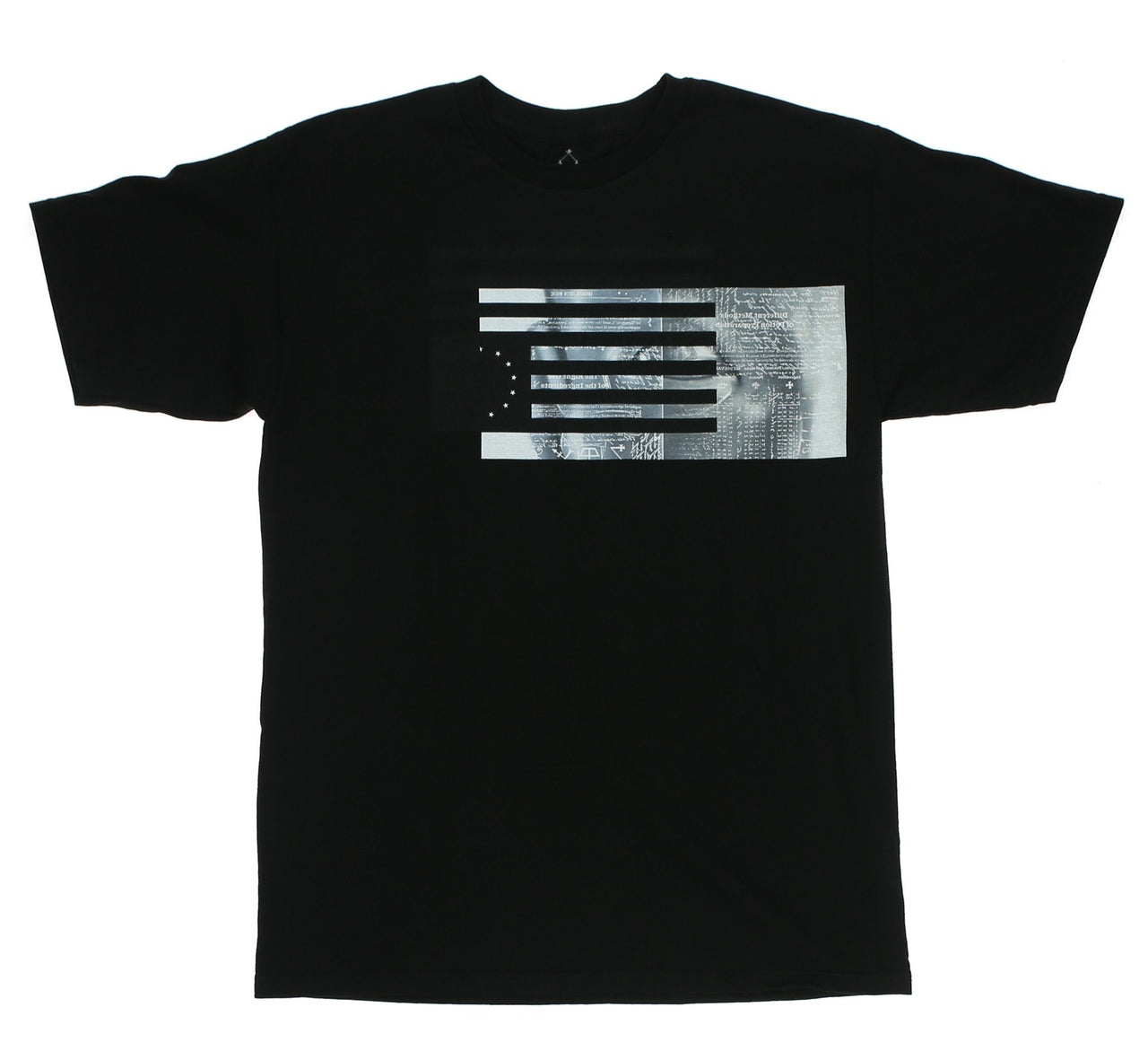 REBLE TEMPLAR TEE, BLACK
