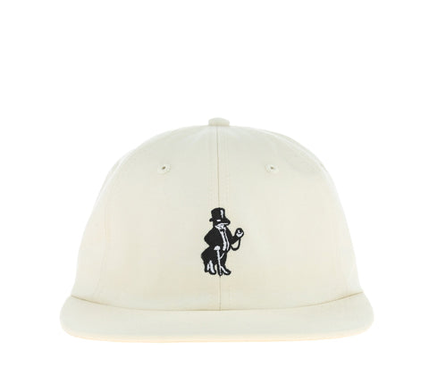 SNOOTY FOX DAD HAT, CREAM