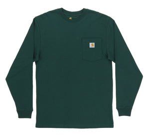 LONG SLEEVE WORKWEAR POCKET TEE