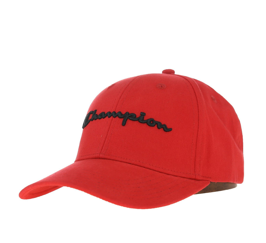 CLASSIC TWILL HAT, TEAM RED