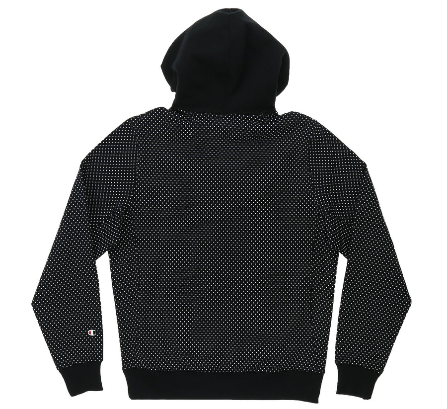 CHAMPION SUPER FLEECE 2.0 DOTTED PRINT