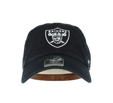 OAKLAND RAIDERS '47 CLEAN UP, BLACK