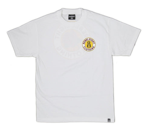 DRESSED TO KILL TEE, WHITE