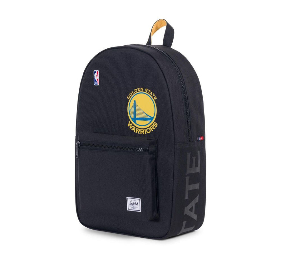 WARRIORS SETTLEMENT BACKPACK, BLACK