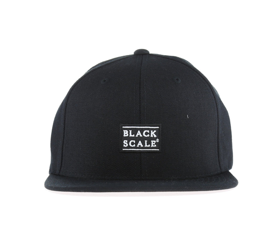 QUICKHIT SNAPBACK, BLACK
