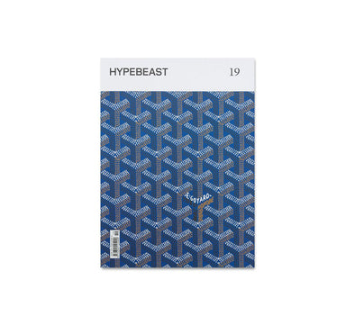 HYPEBEAST MAGAZINE, ISSUE 19: THE TEMPORAL ISSUE