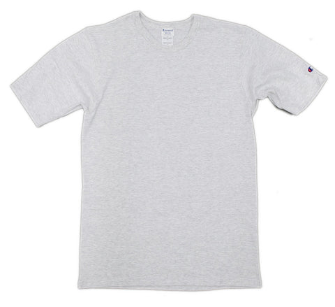 HERITAGE TEE, SILVER GRAY