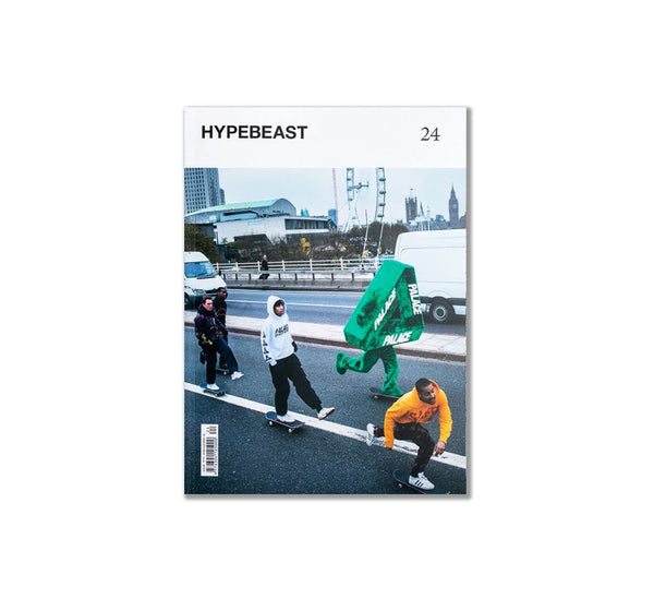 HYPEBEAST MAGAZINE, ISSUE 24: THE AGENCY ISSUE