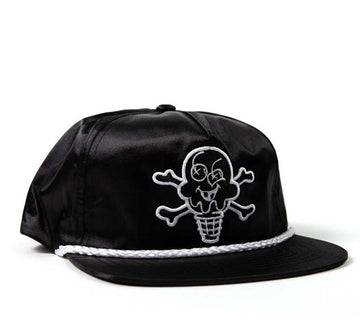 CONES AND BONES SNAPBACK HAT