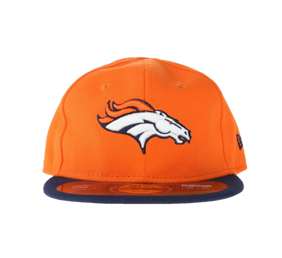 DENVER BRONCOS INFANT 59FIFTY, ORANGE/NAVY