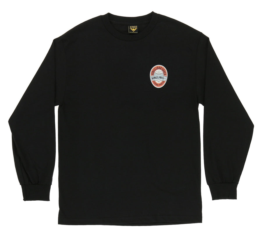 KINGS CRAB SHACK LONG SLEEVE