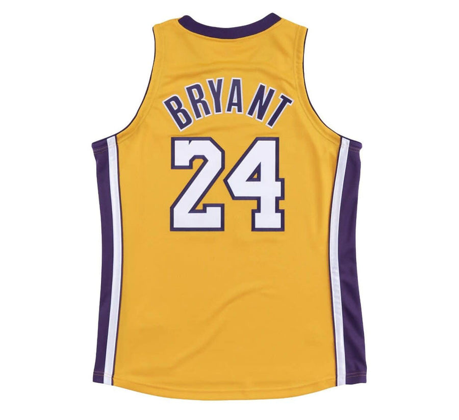 AUTHENTIC JERSEY LOS ANGELES LAKERS 2008-2009 KOBE BRYANT