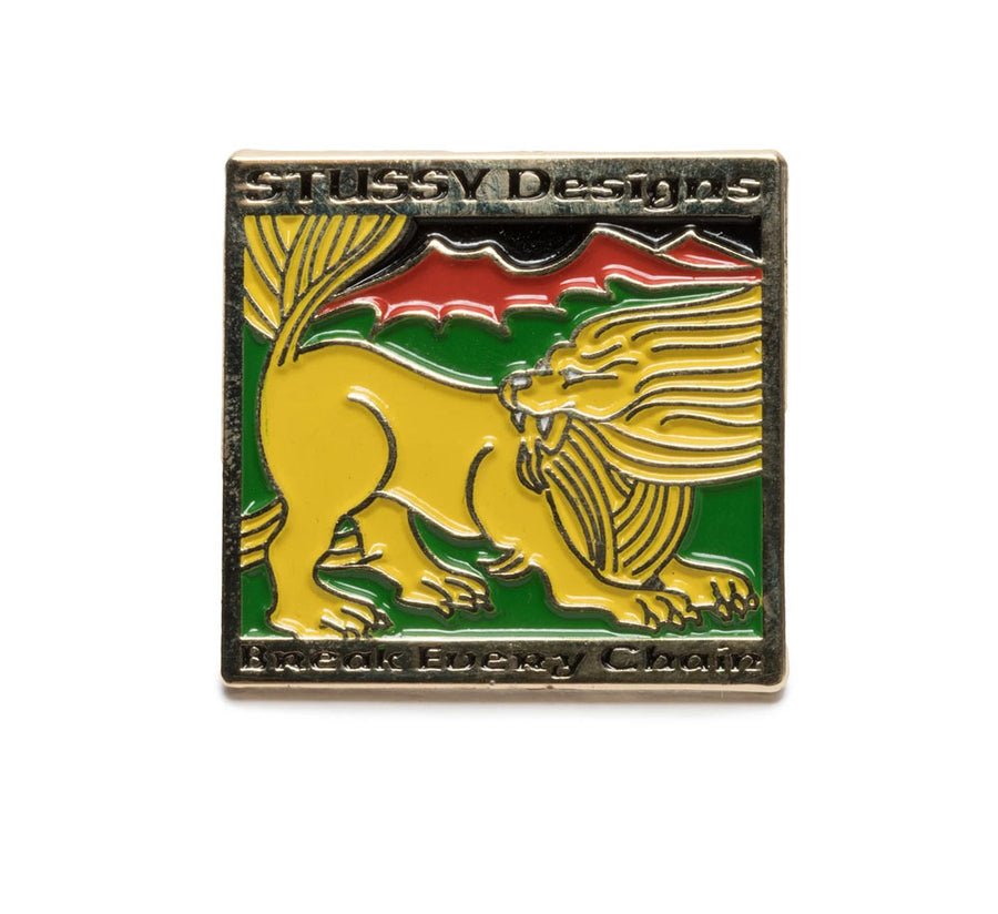 LION DESIGN PIN