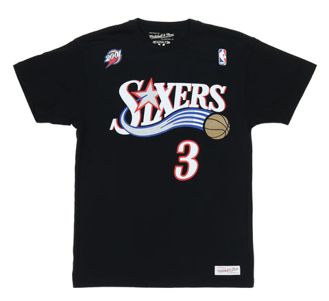 76ERS ALLEN IVERSON TRADITIONAL TEE