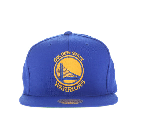 GOLDEN STATE WARRIORS SNAPBACK, ROYAL
