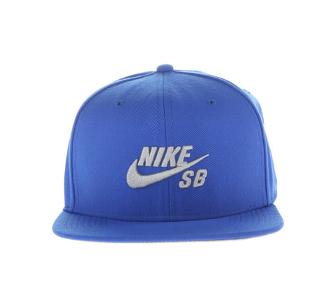 NIKE SB ICON PRO CAP, GAME ROYAL