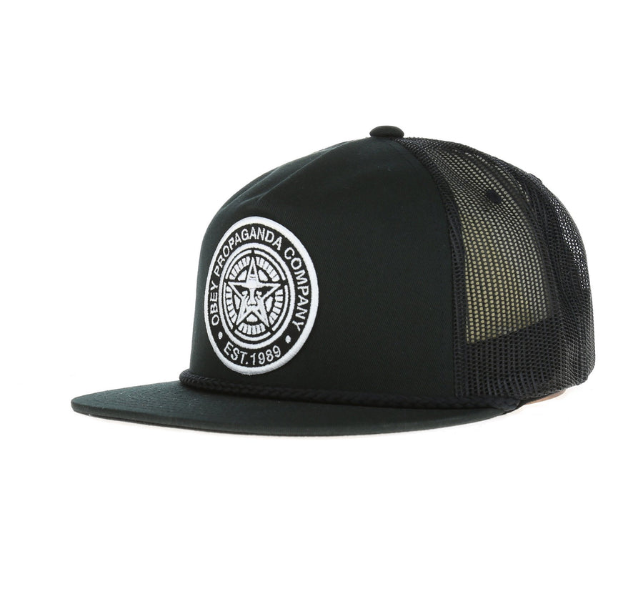 GIANT TRUCKER, BLACK