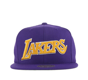 LOS ANGELES LAKERS HWC SNAPBACK