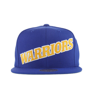 GOLDEN STATE WARRIORS HWC SNAPBACK